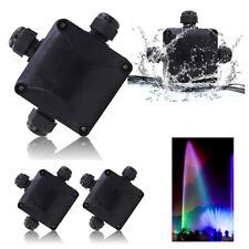1-20X Wasserdichte Abzweigdose Klemmleiste Spritzwassergeschützte Verteilerdose
