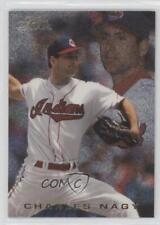 1996 Flair #72 Charles Nagy Cleveland Indians Baseball Card