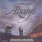 Always [Original Score] by John Williams (Film Composer) (CD, Mar-1990, MCA (USA