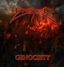 "Bitterness ""Genociety"" CD [German old school Thrash DESTRUCTION, KREATOR, SODOM]"