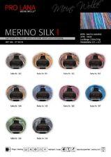 50g pro Lana Merino Silk Color Hilado de Encaje Gradiente Color, para más Fina