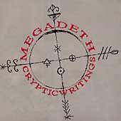Megadeth - Cryptic Writings  (CD, Jun-1997, Capitol)