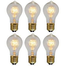 E26 Vintage Light Bulb 40/ 60W Retro Filament Edison Antique Incandescent Lamp