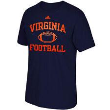 Virginia Cavaliers Adidas Men's Football Series T-Shirt NEW