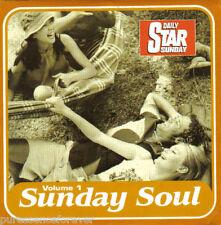 V/A - Sunday Soul Volume 1 (UK 15 Tk CD Album) (Daily Star Sunday)