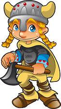 Adesivo murale bambino Viking ref 3646 (30 dimensioni)