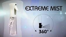 SIBEL EXTREME Mist 360 ° atomizzatore bottiglia Hair Tools Nero/Bianco Acqua Spray 300 ML