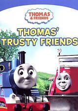 Thomas & Friends: Thomas' Trusty Friends, Very Good DVD, Michael Brandon, David