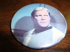 "Button---Star Trek---Captain Kirk---2 1/4"""
