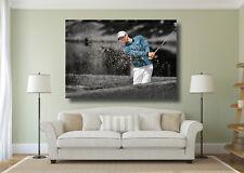 Rory McIlroy Golf TIRO SPORT STAR POSTER GRANDE Wall Art Print-A0 A1 A2 A3 A4