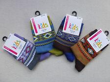Hudson Children's Socks Norwegian Fashion (Rrp 5,00) 19-22 23-26 27-30 31-34