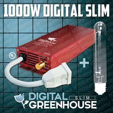 1000 Watt Digital Ballast & Bulb Combo Hydroponic Hps/Mh Grow Light/Lamp Kit Ul