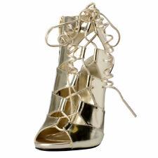 Giuseppe Zanotti Design Women's High Heel Sandals Shoes Sz 5 6.5 7 8 8.5 9