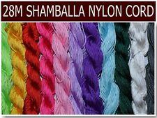 28M x 1mm SHAMBALLA NYLON Cord Thread String BUY 5 GET 1 FREE ! UK SELLER