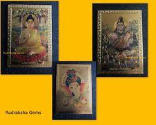 BUDDHA BUDHA SHIVA SHIV GANESHA MEDITATION YOGI FRIDGE MAGNETS INDIA SOUVENIR