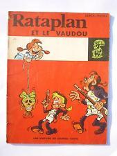 Histoire du journal Tintin - Rataplan  - Berck & Duval -  Le Vaudou 1969 TBE