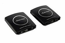 Black Mywirelesstv2 Wireless Video Kit Hdmi Hdtv Most Through Working Even Feet