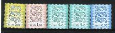 STEMMI - COATS OF ARMS ESTONIA 2001 Common Stamps