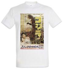 GODZILLA VINTAGE ASIA I T-SHIRT - Japan Goijra Tokyo Nippon King Monster Kong