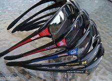 NCAA Sunglasses Official licensed Full Sport Black Frame ( TEAM # B )