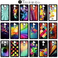 Custodia cover RIGIDA NERA per Nokia 9 -sb  Design _485_502