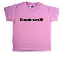 Computer dice no ROSA KIDS T-SHIRT