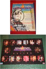 STAR TREK - UK FAN CLUB - Poster 1994 Series #2 (A1)