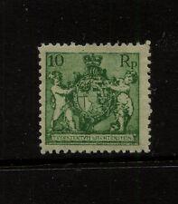 Liechtenstein    59a     Mint   catalog  $27.50  RL1204-16