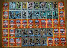 Rebel Attax Serie 1 Super-Boost Cap-Karten & Spiegelfolienkarten Topps Star Wars
