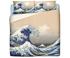Copripiumino Arte con federe | Hokusai - La Grande Onda | 3 misure disponibili