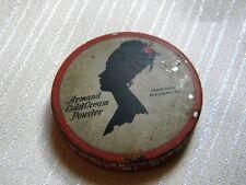 VINTAGE ARMAND COLD CREAM POWDER TIN BOX