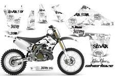 AMR RACING DIRT BIKE MOTORCYCLE STICKER KIT KAWASAKI KX 125 250 03-12 SHKW