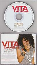 Vita Chambers - Young Money - Rare Radio Promotional CD Single - 1204