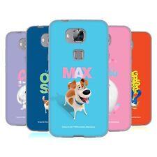 THE SECRET LIFE OF PETS 2 II FOR PET'S SAKE SOFT GEL CASE FOR HUAWEI PHONES 2
