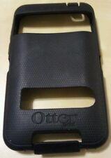 OtterBox Defender Series Silicone Skin ONLY HTC Evo Black NO HARD CASE