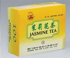 Sea Dyke CHINESE JASMINE TEA 5,25,50,75,100 TEABAGS HEALTH TEA slimming dietTea