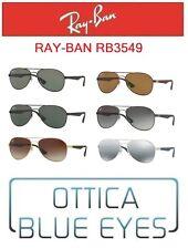 Occhiali da Sole RAYBAN RB3549 Classic PILOT Sunglasses Sonnenbrillen Ray Ban