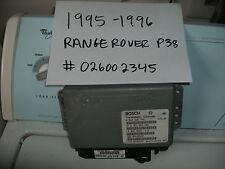 1995-1996 RANGE ROVER P38 BOSCH TRANSMISSION CONTROLLER FACTORY OEM # AMR5250