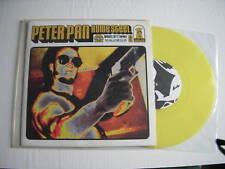 "peter pan speedrock - hoomsteel  10"" record NEW  vinyl"