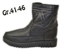 Herren Boots Winterschuhe gefüttert Stiefel Stiefeletten Winterstiefel @2688x