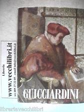 Biografia Rinascimento GUICCIARDINI Vito Vitale UTET I Grandi Italiani 12 1945