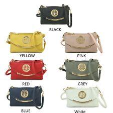 Women Multi Pocket Messenger Cross Body Handbag Ladies Bum Bags Shoulder Bag