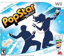PopStar Guitar  (Wii, 2008)