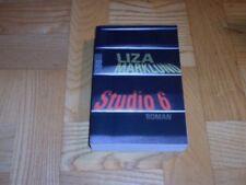 Liza Marklund -- STUDIO 6/Mord im Striptease-Club: Studio Sex