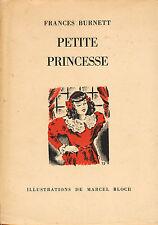 Livre ancien petite princesse Frances Burnett book