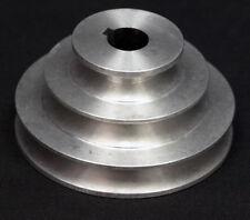 Aluminium poulie 3 ÉTAPE V Poulie étagée Multi Groove Cône un spa section