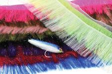 Hareline Dubbin Baitfish Emulator Flash You Pick Color Fly and Jig Tying 1 Yard