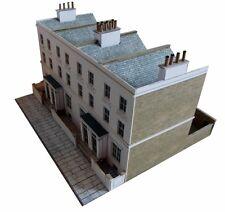 Kingsway, 00 scale,Georgian style terraced houses,full, Kit build service.