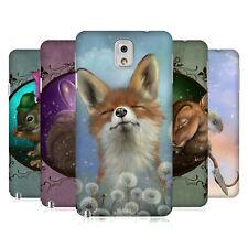 UFFICIALE ASH EVANS ANIMALI COVER RETRO RIGIDA PER SAMSUNG TELEFONI 2