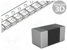 Kondensator: Keramik MLCC 910pF 50VDC C0G ±5% SMD 0603 C0603C911J5GACTU Kondensa